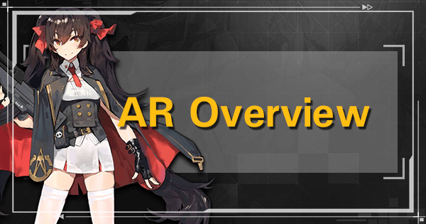 AR Overview