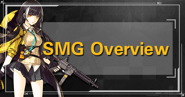 SMG Tier List
