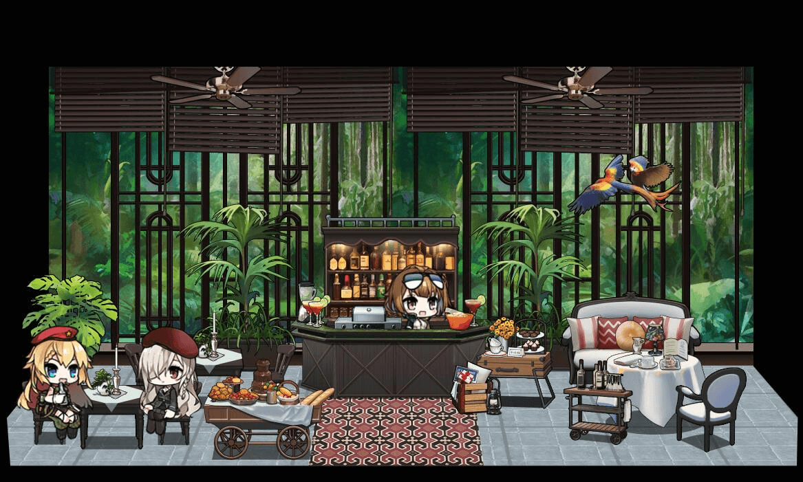 5star furniture set showcase