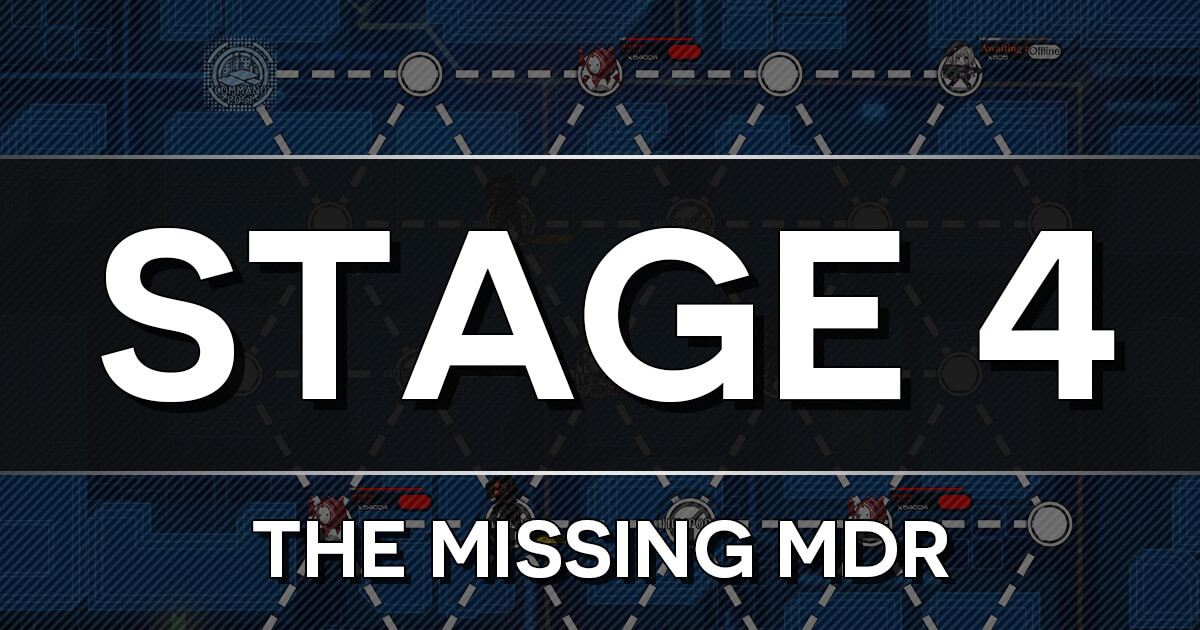 Clear Guide for White Day Stage 4: The Missing MDR