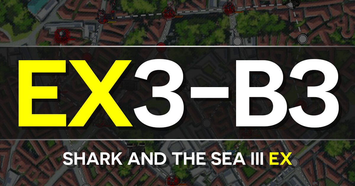 A guide to Isomer Chapter E3-B3: Shark and Sea Battle II EX