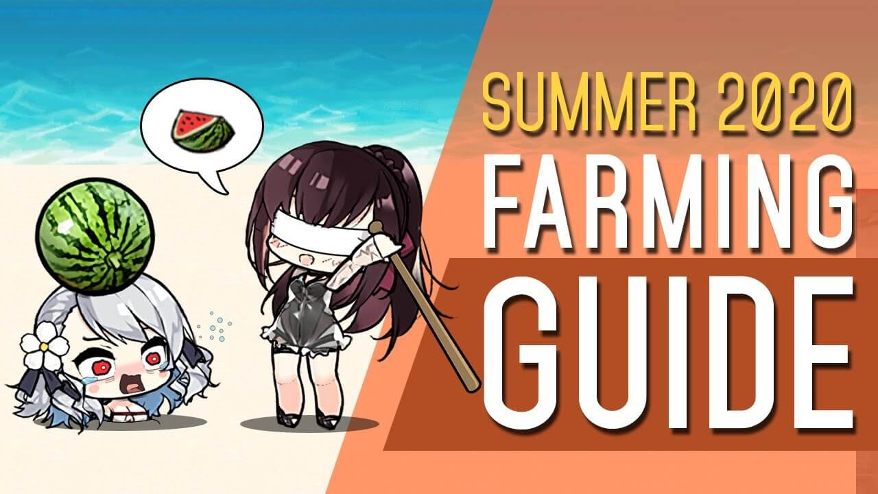Thumbnail for the Summer All-in-One Farming Guide by Ceia