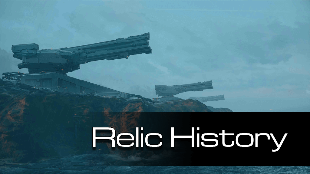 setting exploration relic history