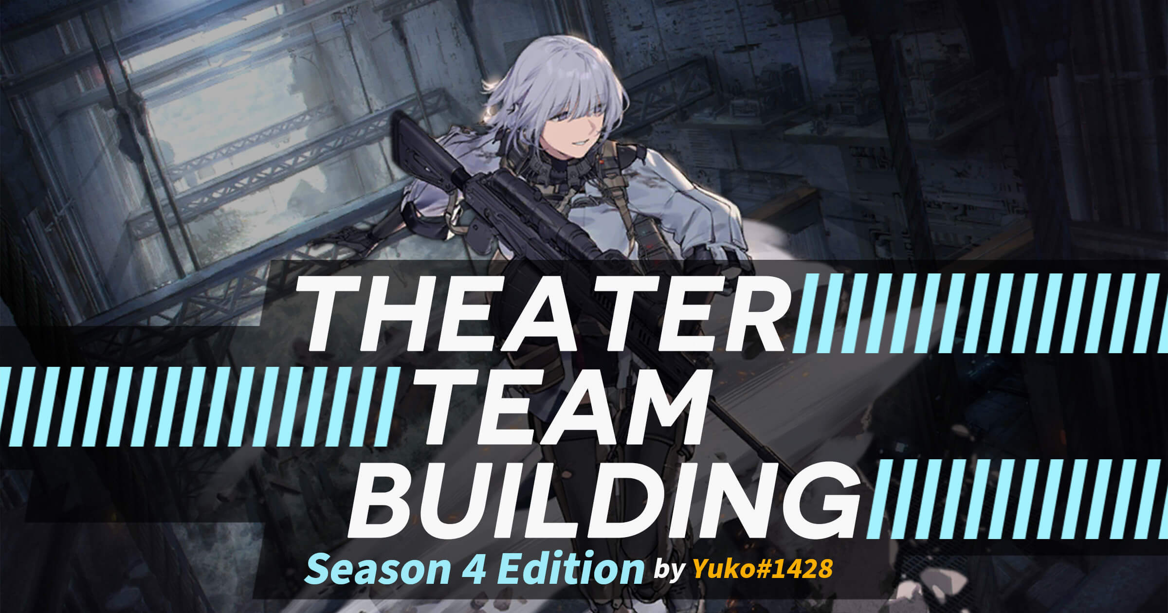 Theater Teambuilding Guide S4 Featuring RPK-16