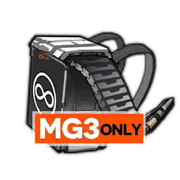 MG3's Special Equipment