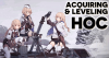"Banner for ""GFL Explained: Acquiring and Leveling HOC"" featuring 2B14."
