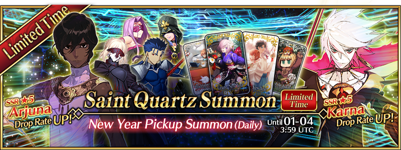 New Year Summon