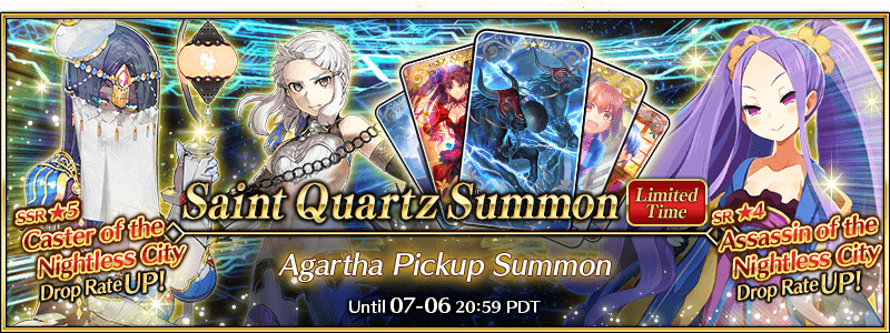 Agartha Pickup Summon