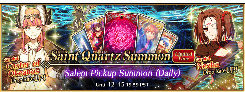Salem Pickup Summon (Daily)