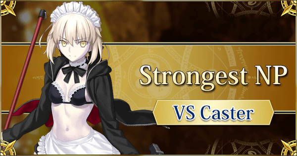 Strongest NP Against Casters