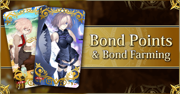 Bond Points banner