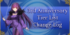 3rd Anniversary - Tier List Change Log